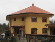 RD Nebušice – střecha + plechové detaily