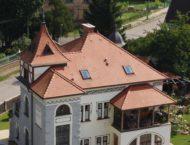 RD Jaroměř – střecha