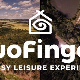 Two fingers landscape